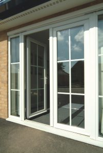 Buying White uPVC French Doors